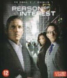 Person of Interest - Seizoen 1
