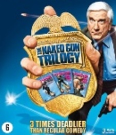 Naked gun trilogy, (Blu-Ray) BILINGUAL MOVIE, BLURAY