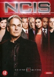 NCIS - Seizoen 6, (DVD) BILINGUAL /CAST: MARK HARMON, PAULEY PERRETTE TV SERIES, DVDNL