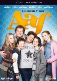 Aaf - Seizoen 1, (DVD) PAL/REGION 2 // W/ ANNET MALHERBE, JELKA VAN HOUTEN TV SERIES, DVDNL
