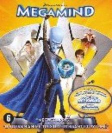 Megamind, (Blu-Ray) BILINGUAL /CAST: BRAD PITT, WILL FERRELL ANIMATION, Blu-Ray