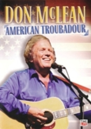 AMERICAN TROUBADOUR  DON MCLEAN, DVD