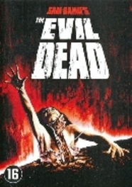 Evil dead (1981), (DVD) PAL/REGION 2-BILINGUAL // BY SAM RAIMI MOVIE, DVDNL