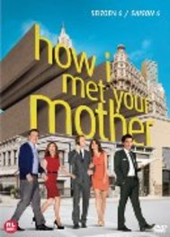 How I Met Your Mother - Seizoen 6 (3DVD)
