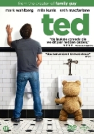 TED PAL/REGION 2-BILINGUAL/ W/SETH MACFARLANE,MARK WAHLBERG MOVIE, DVDNL