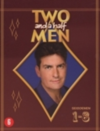 TWO AND A HALF MEN S.1-8 CAST: CHARLIE SHEEN TV SERIES, DVDNL