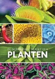 Wonderlijke wereld van planten, (DVD) .. PLANTEN// PAL/REGION 2 DOCUMENTARY, DVD