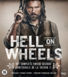 Hell on wheels - Seizoen 2, (Blu-Ray) TV SERIES, Blu-Ray