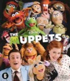 Muppets, (Blu-Ray) BILINGUAL // W/ JASON SEGEL, AMY ADAMS & CHRIS COOPER MOVIE, Blu-Ray