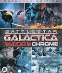 Battlestar galactica - Blood & chrome, (Blu-Ray) .. BLOOD & CHROME - BILINGUAL