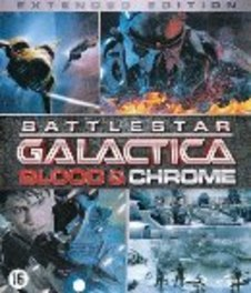 Battlestar galactica - Blood & chrome, (Blu-Ray) .. BLOOD & CHROME - BILINGUAL MOVIE, BLURAY