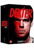 Dexter - Seizoen 1-7, (DVD)