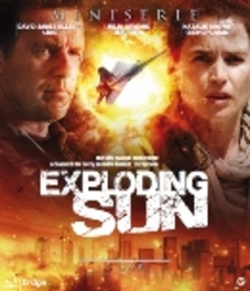 Exploding sun, (Blu-Ray) W/ DAVID JAMES ELLIOTT, ANTHONY LEMKE TV SERIES, BLURAY