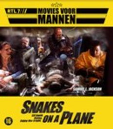 Snakes on a plane, (Blu-Ray) BLURAY