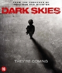Dark skies, (Blu-Ray) ALL REGIONS // W/ KERI RUSSELL, JOSH HAMILTON