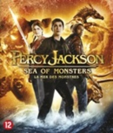 Percy Jackson - Sea of monsters, (Blu-Ray) .. OF MONSTERS - BILINGUAL /CAST: ALEXANDRA DADDARIO MOVIE, BLURAY