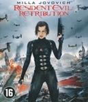 RESIDENT EVIL:RETRIBUTION