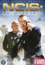 NCIS Los Angeles - Seizoen 2, (DVD) PAL/REGION 2-BILINGUAL // W/CHRIS O'DONNELL & LL COOL J TV SERIES, DVD