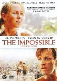 Impossible, (DVD) BILINGUAL /CATS: NAOMI WATTS, EWAN MCGREGOR MOVIE, DVDNL