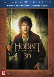 The Hobbit: An Unexpected Journey Extended Edition 3D