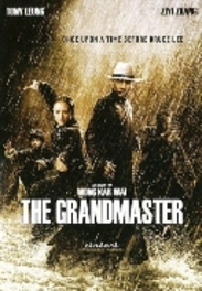 Grandmaster, (DVD) PAL/REGION 2//BY WONG KAR WAI MOVIE, DVD