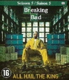 BREAKING BAD - SEASON 5 BILINGUAL /CAST: BRYAN CRANSTON Gilligan, Vince, BLURAY