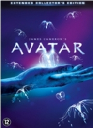 Avatar, (DVD) BILINGUAL // MORE THEN 3 HOURS NEW MATERIAL MOVIE, DVDNL
