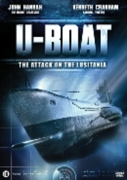 U-boat, (DVD) .. THE LUSITANIA/PAL/REGION 2//W/JOHN HANNAH MOVIE, DVDNL