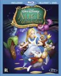 Alice in wonderland, (Blu-Ray) .. SPECIAL EDITION / MOVIE, BLURAY