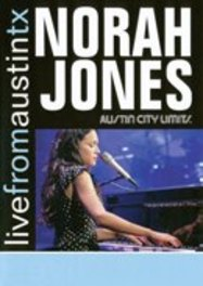 LIVE FROM AUSTIN, TX PAL/REGION 2 // JUNE 14, 2007 -18TR- DVD, NORAH JONES, DVDNL