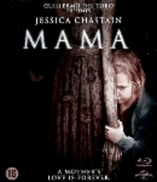 Mama, (Blu-Ray) BILINGUAL // W/  JESSICA CHASTAIN, NIKOLAJ COSTER-W. MOVIE, Blu-Ray