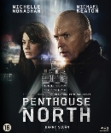 Penthouse north, (Blu-Ray) W/ MICHELLE MONAGHAN, MICHAEL KEATON MOVIE, BLURAY