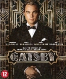 Great Gatsby, (Blu-Ray) BILINGUAL // W/ LEONARDO DICAPRIO, TOBEY MAGUIRE MOVIE, Blu-Ray