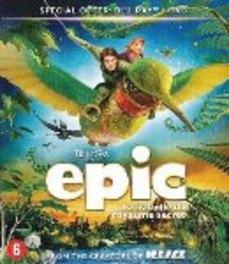 Epic, (Blu-Ray) BILINGUAL ANIMATION, Blu-Ray
