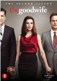 Good wife - Seizoen 2, (DVD) BILINGUAL /CAST: JULIANNA MARGULIES TV SERIES, DVDNL