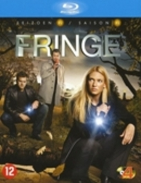 Fringe - Seizoen 2, (Blu-Ray) BILINGUAL TV SERIES, BLURAY