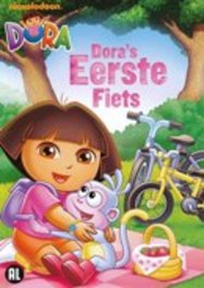Dora - Eerste fiets, (DVD) PAL/REGION 2 ANIMATION, DVDNL