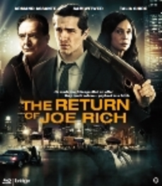 Return of Joe Rich, (Blu-Ray) W/ SAM WITWER, ARMAND ASSANTE MOVIE, BLURAY