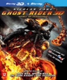 Ghost Rider 3D: Spirit of Vengeance (2 Blu-ray)