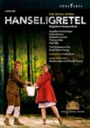 HANSEL UND GRETEL, HUMPERDINCK, ENGELBERT, DAVIS, C. ROYAL OPERA HOUSE COVENT GARDEN//NTSC/ALL REGIONS DVD, E. HUMPERDINCK, DVDNL