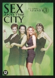 Sex and the city - Seizoen 3, (DVD) BILINGUAL /CAST: SARAH JESSICA PARKER, KIM CATTRALL TV SERIES, DVDNL