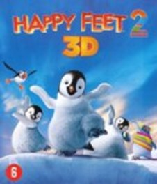 Happy feet 2 3D, (Blu-Ray) BILINGUAL // 2D+3D / INCL. DIGITAL COPY ANIMATION, Blu-Ray