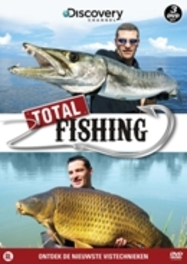 Total fishing, (DVD) PAL/REGION 2 DOCUMENTARY, DVDNL