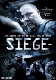 Siege, (DVD) PAL/REGION 2 // W/ MARK MITCHINSON, MIRIAMA SMITH MOVIE, DVD