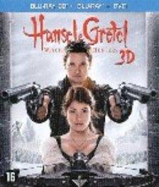 Hansel & Gretel - Witch hunters 3D, (Blu-Ray) .. HUNTERS - BILINGUAL / W/JEREMY RENNER,GEMMA ARTERTON MOVIE, Blu-Ray