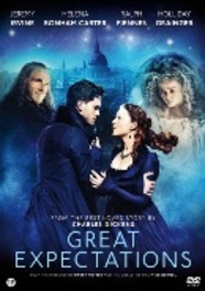 Great expectations, (DVD) PAL/REGION 2 // W/ HELENA BONHAM CARTER, RALPH FIENNES MOVIE, DVDNL