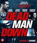Dead man down, (Blu-Ray) CAST: COLIN FARRELL, NOOMI RAPACE