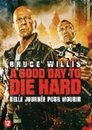 Good day to die hard, (DVD) PAL/REGION 2-BILINGUAL / *A GOOD DAY TO DIE HARD* MOVIE, DVDNL