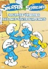 Smurfen - Smurfige vrienden, (DVD) BILINGUAL //DES AMIS SCHTROUMPFS SMURFEN, DVDNL