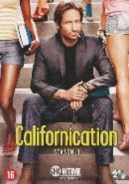 CALIFORNICATION SEASON 3 PAL/REGION 2-BILINGUAL // W/ DAVID DUCHOVNY TV SERIES, DVDNL